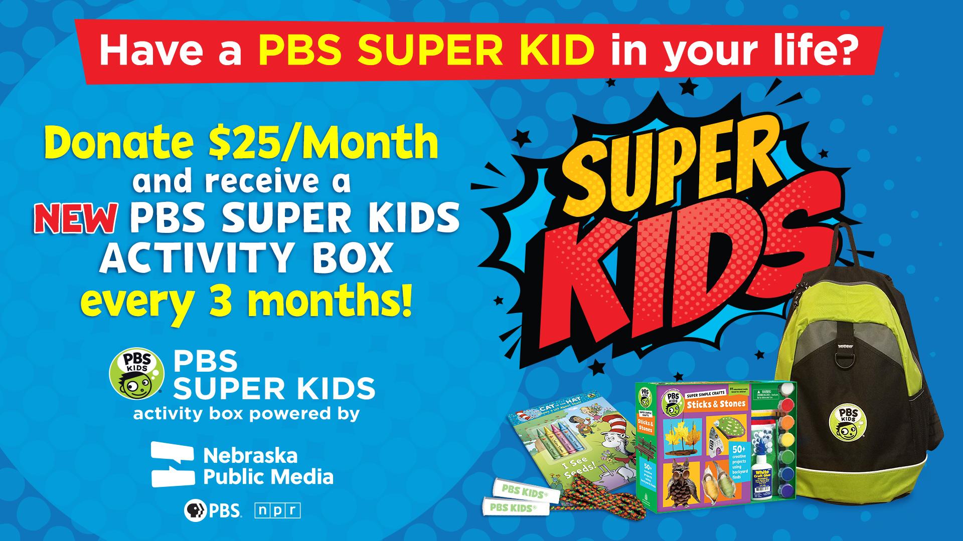 PBS Super Kids